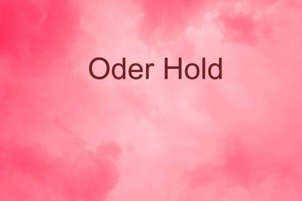 Order Hold