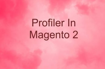 Profiler In Magento2