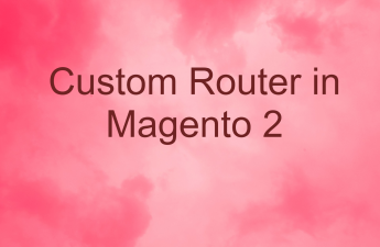Custom Router In Magento 2