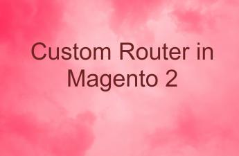 Custom Router In Magento 2