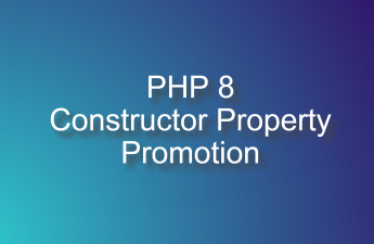 Constructor Property Promotion