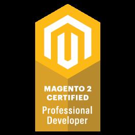 magento professional developer badge